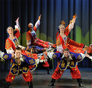 Full language and cultural immersion in the most Russian city of the European Union.