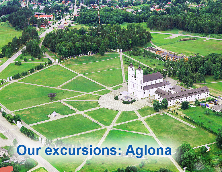 Our excursions: Aglona - Learn Russian in EU