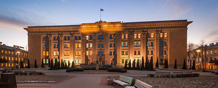 Programm features: Study Abroad at Daugavpils University