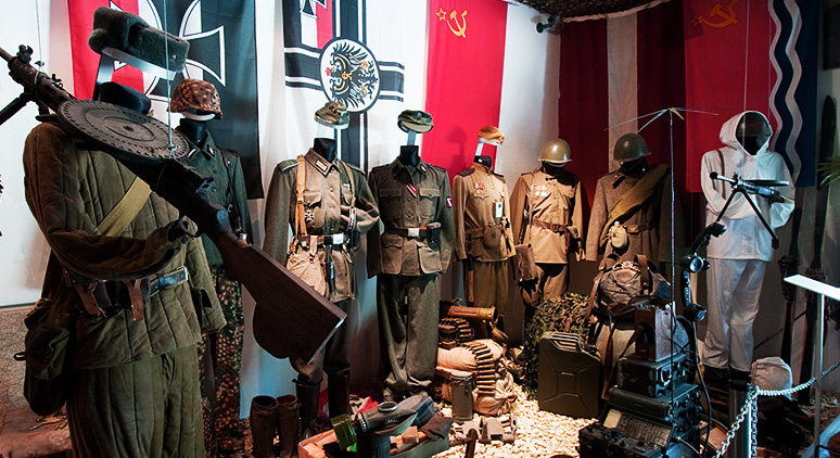 World War II Museum in Aglona