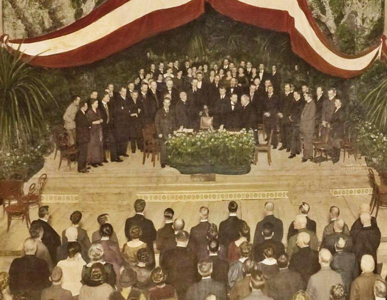 November the 18, 1918