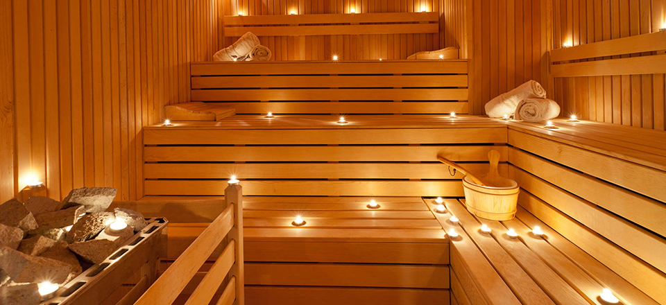 Finnish bath (sauna)