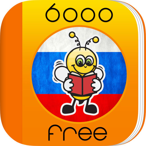 6000 Words - Learn Russian Language for Free