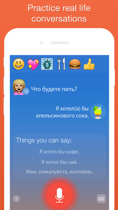 Mondly: Learn Russian FREE