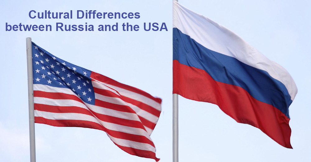 Cultural Differences between Russia and the USA