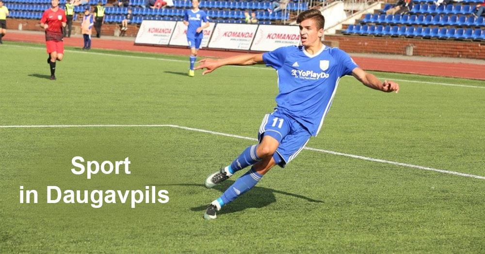 Sport in Daugavpils