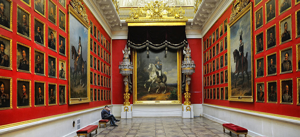 The Hermitage is the largest and oldest museum