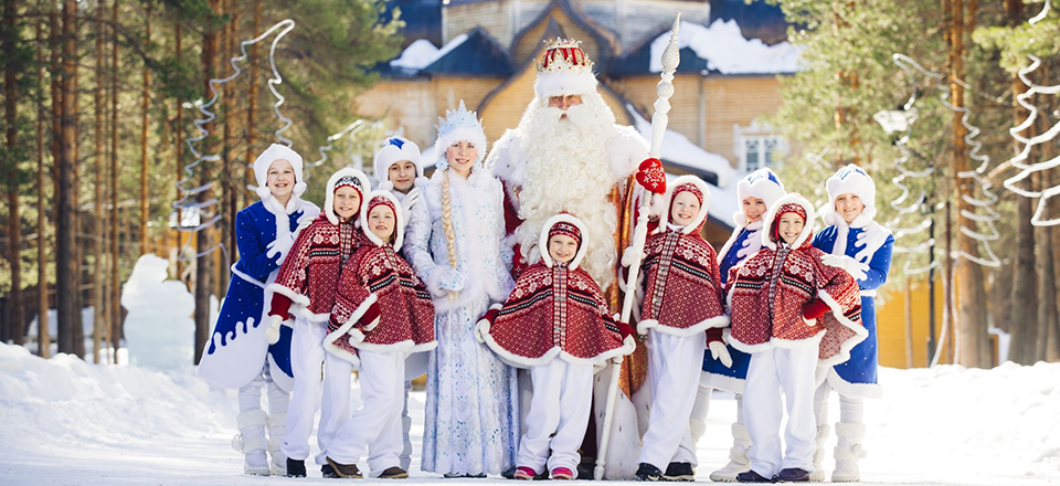 Ded Moroz (Grandfather Frost)