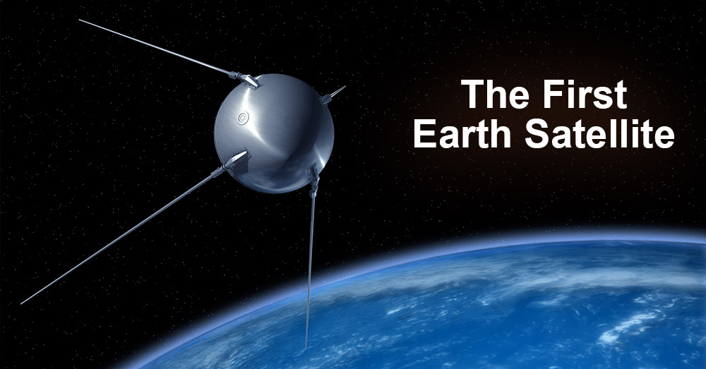The First Earth Satellite