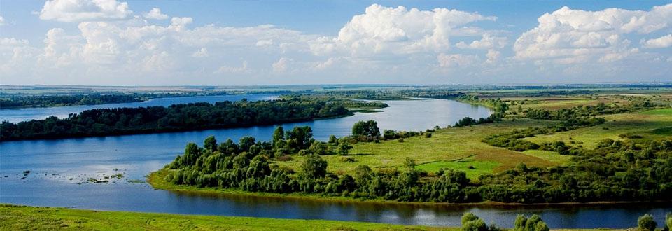 The origin of the river's name Volga