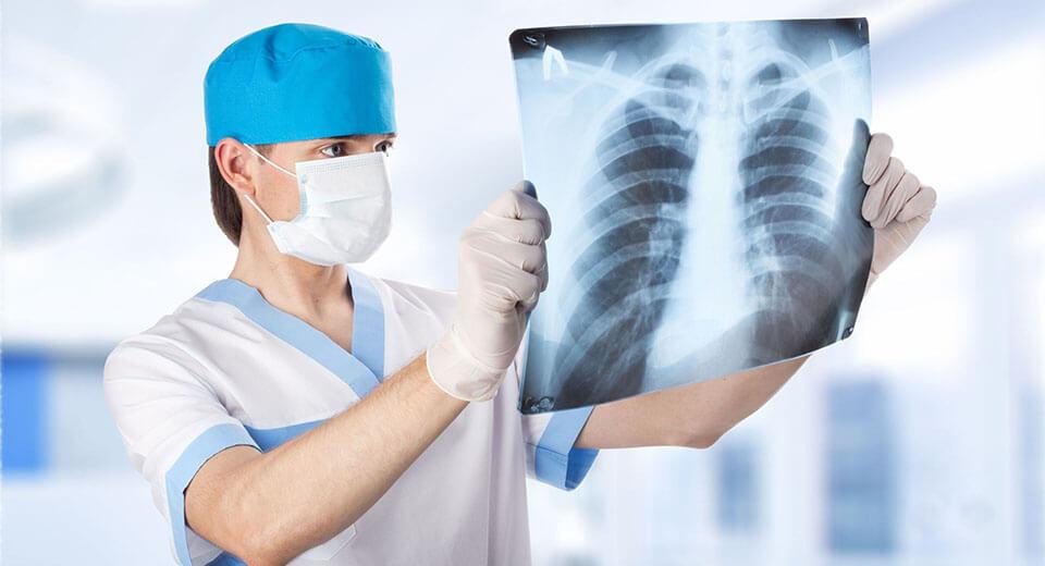 Рентгеноэлектрокардиографического