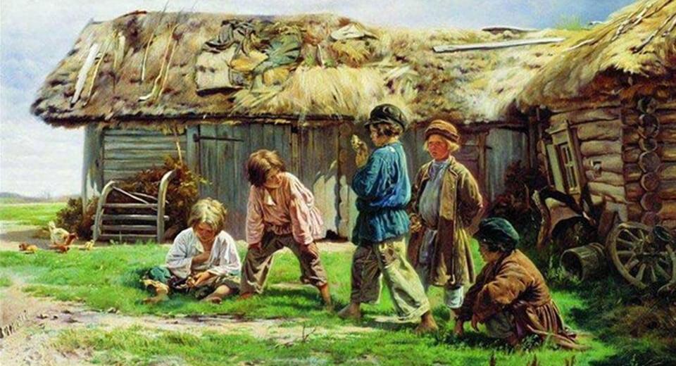 Русские игры - Бабки