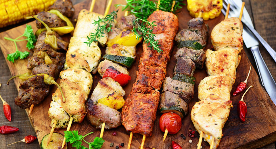 The Origin of Shashlik