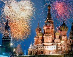 June 12 - Russia Day