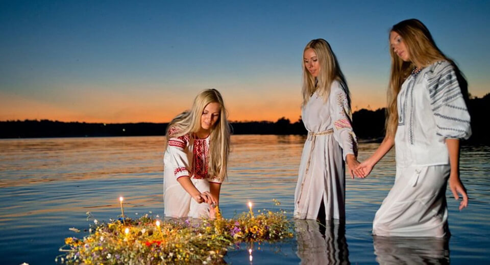 Rituals related to Ivan Kupala Day