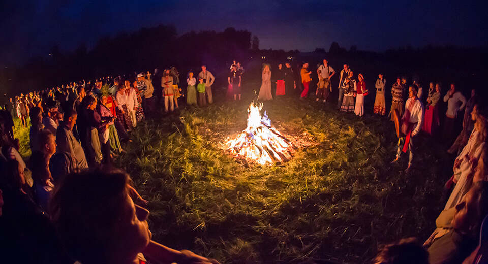 How Ivan Kupala is celebrated now