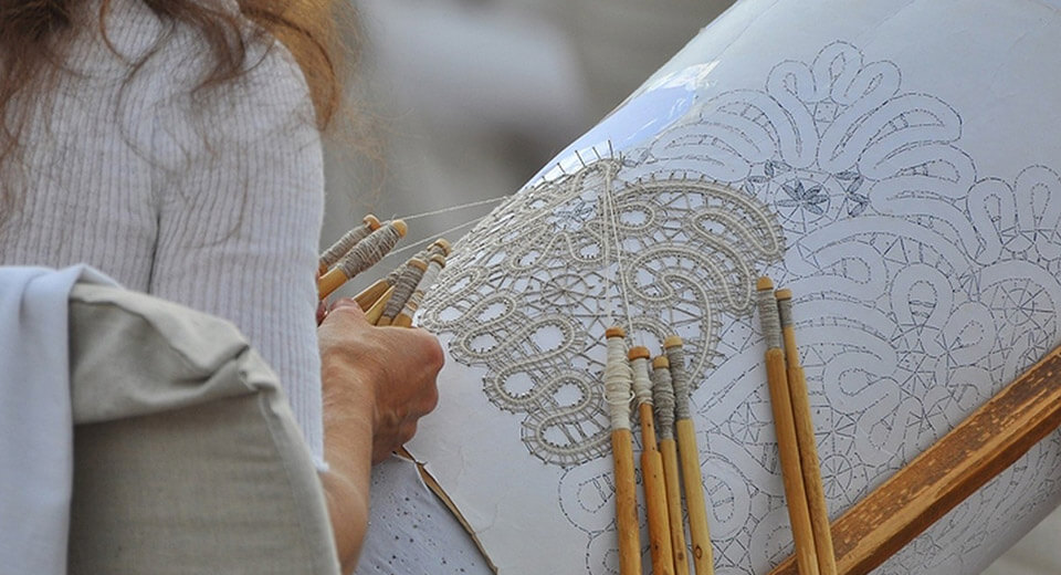 Patterns of Vologda lace