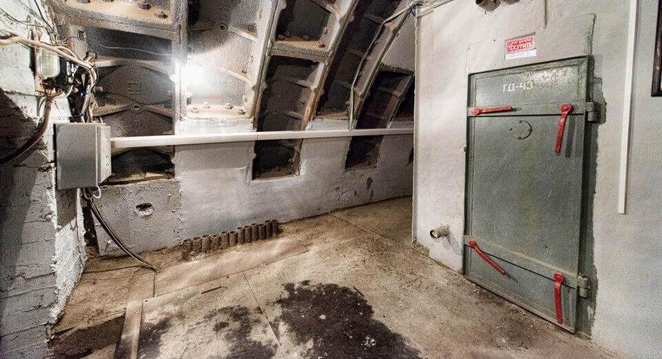 Soviet Bunker in Ligatne