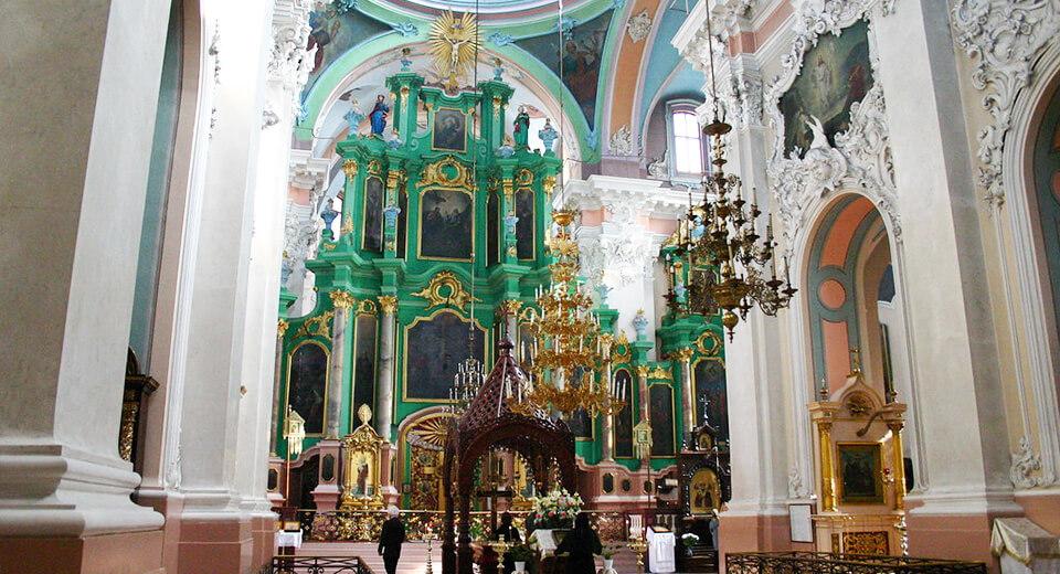 Church of the Holy Spirit, Vilnius