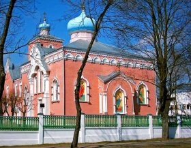 Old Believers in Daugavpils