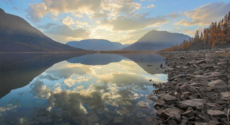 Lake Taimyr