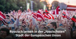 """Russisch lernen in der """"russischsten"""" Stadt der Europäischen Union"""