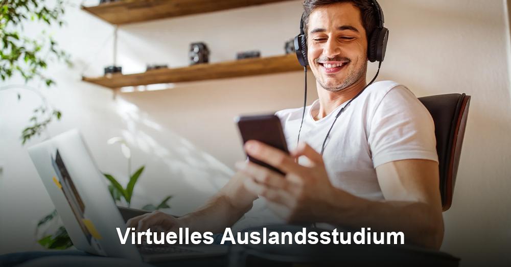 Virtuelles Auslandsstudium